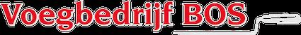 Voegbedrijf BOS Logo